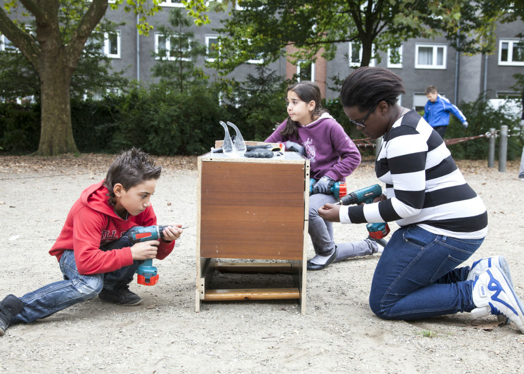 Köln, 21.09.2012: Kalkschmiede Zukunftsschmiede. - ©ccfranken.de -
