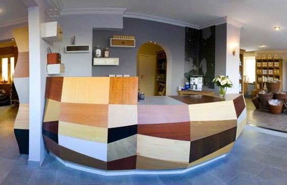 Nachhaltige Innenarchitektur von Oliver Schübbe