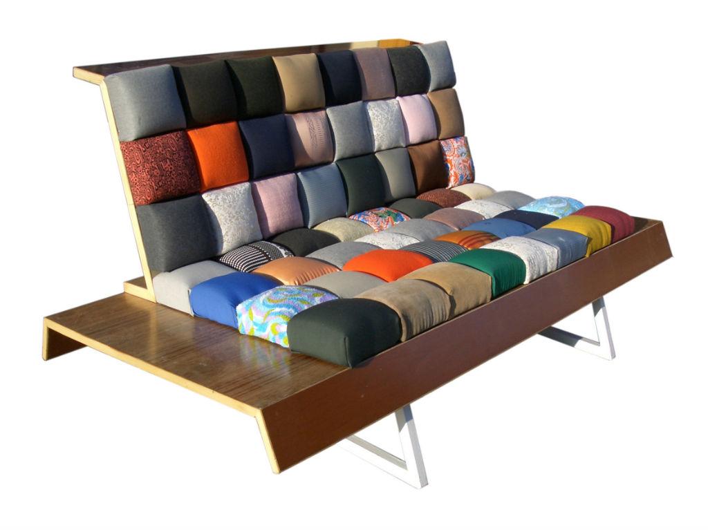 Recycling Sofa Pixelstar von OS2 Designgroup