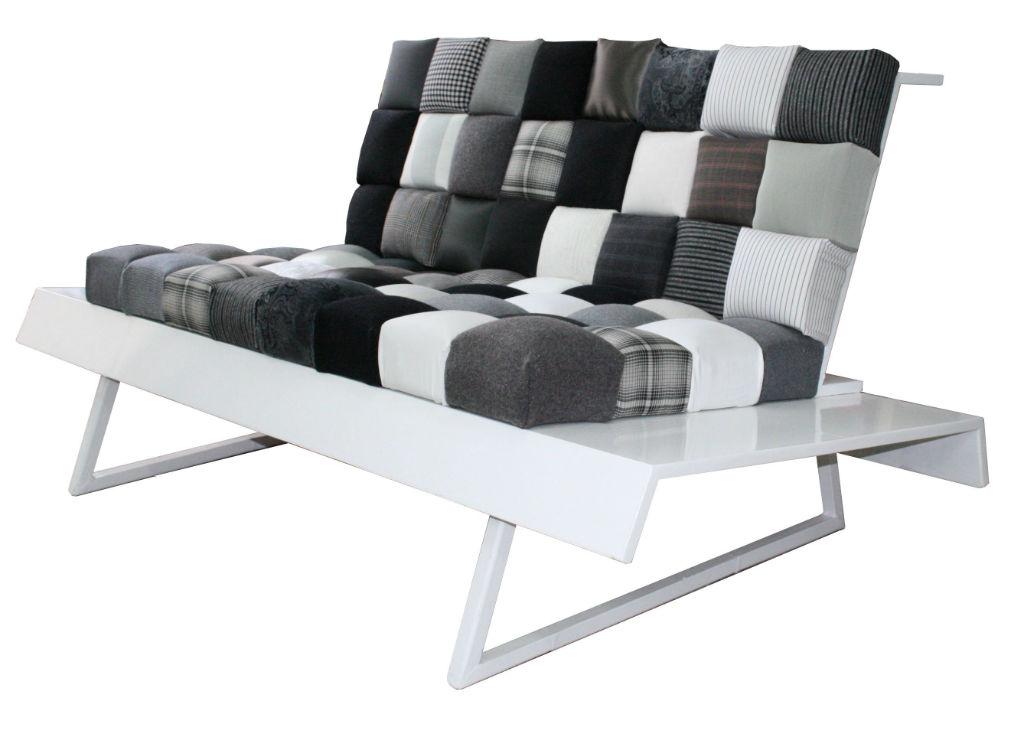 Upcycling Sofa Pixelstar