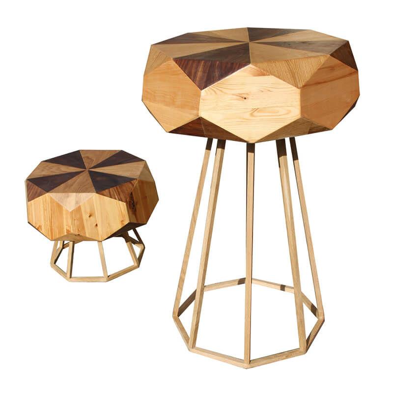 Tischserie Cork