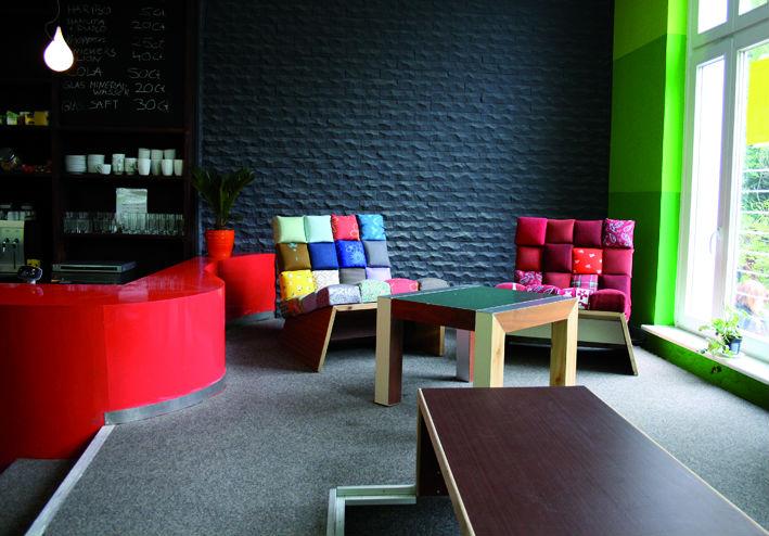 Jugendzentrum Die 9 Sessel Pixelstar