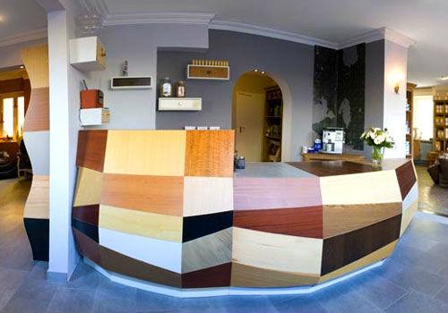 Nachhaltige Innenraumgestaltung von Oliver Schübbe