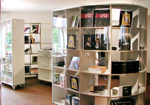 Marta Bookshop nachhaltige Innenarchitektur