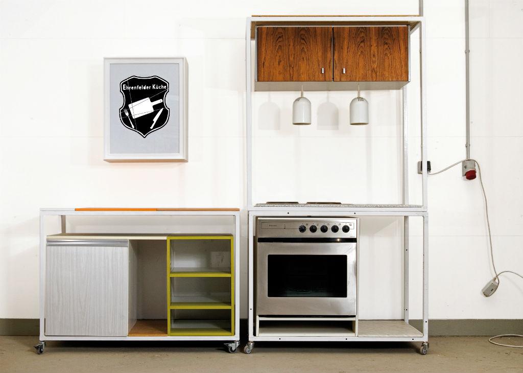 Ehrenfelder Küche Upcycling Küche
